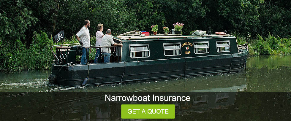 Narrowboat Insurance My Best Insurance Quote